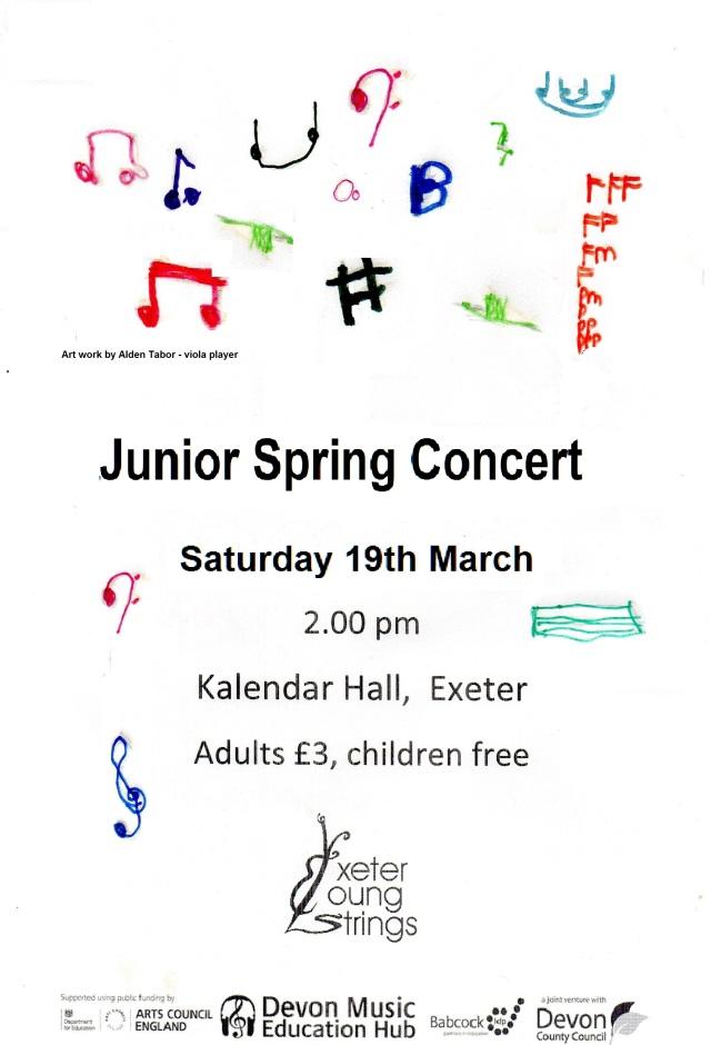 Alden's spring poster 2016